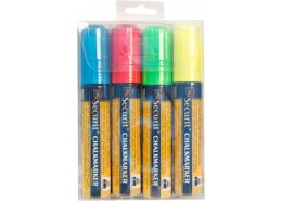Liquid Chalk Markers 4 Colour Pack