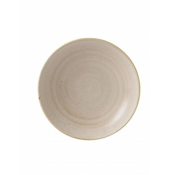 Stonecast Nutmeg Coupe Bowl
