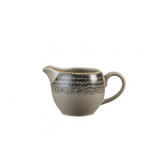 Homespun Charcoal Black Jug