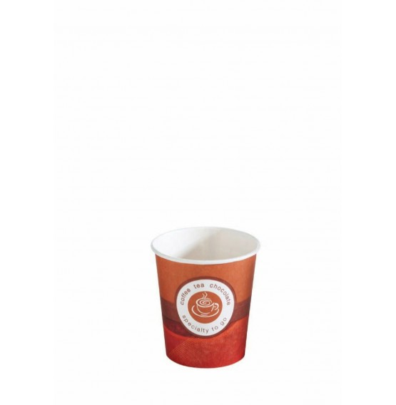 Single Wall Hot Speciality Cups