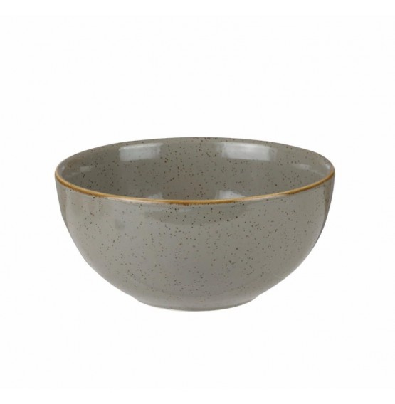 Stonecast Peppercorn Grey Soup Bowl