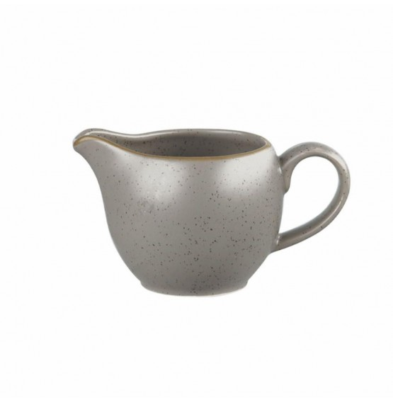 Stonecast Peppercorn Grey Jug