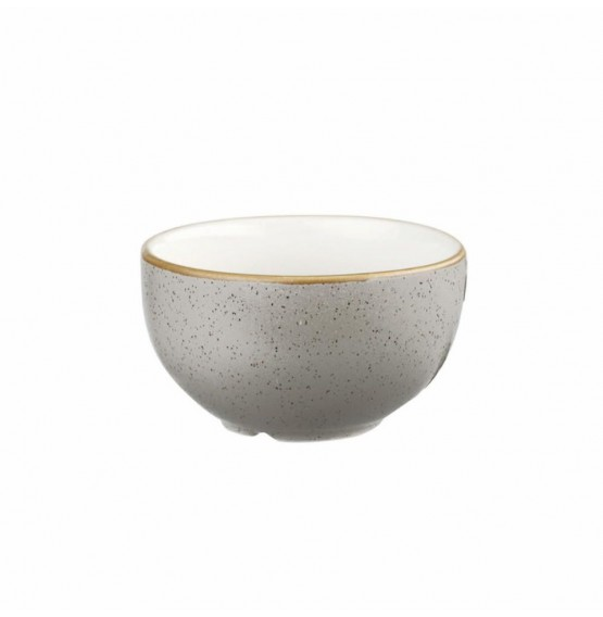 Stonecast Peppercorn Grey Sugar Bowl