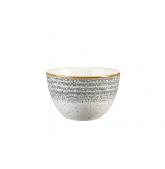 Homespun Stone Grey Sugar Bowl