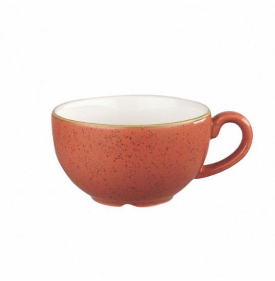 Stonecast Spiced Orange Cappuccino Cup