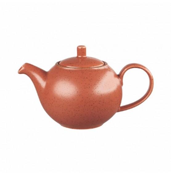 Stonecast Spiced Orange Beverage Pot