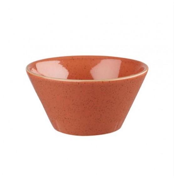 Stonecast Spiced Orange Zest Bowl