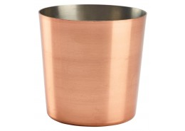 Copper Serving Cups Plain