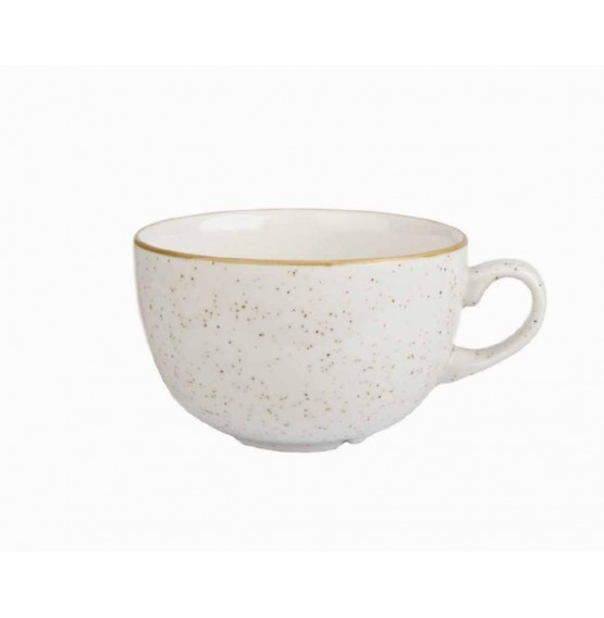 Stonecast Barley White Cappuccino Cup