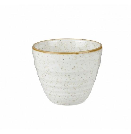 Stonecast Barley White Ripple Chip Mug