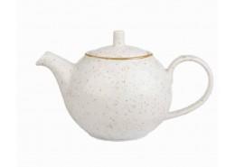 Stonecast Barley White Beverage Pot