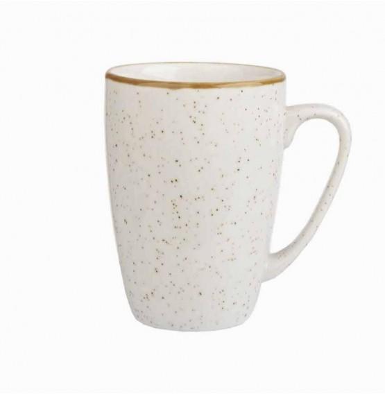 Stonecast Barley White Mug