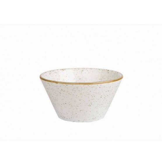 Stonecast Barley White Zest Bowl