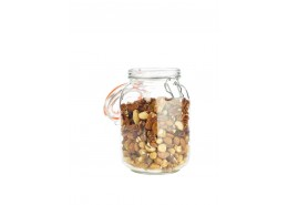 Glass Terrine Jar