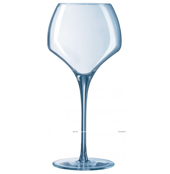 Open Up Tannic Wine Glass
