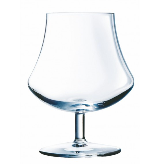 Open Up Ardent Brandy / Cognac Glass