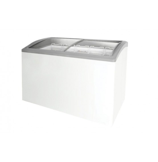 170 Litre Sliding Lid Display Chest Freezer