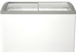 300 Litre Sliding Lid Display Chest Freezer
