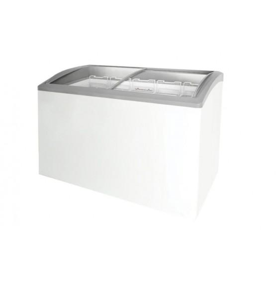 360 Litre Sliding Lid Display Chest Freezer