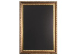 Gold Chalk Board