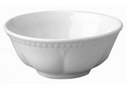 Bit On The Side Buckingham White Bowl