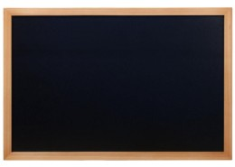 Wall Chalk Board Teak