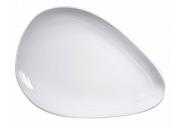 Discover Organic Oval Plate