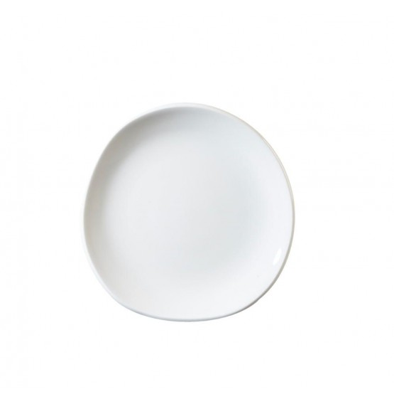 Trace Organic Round Plate