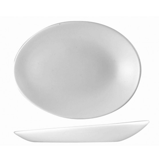 Profile Oval Plate
