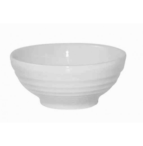Bit On The Side Ripple White Snack Bowl