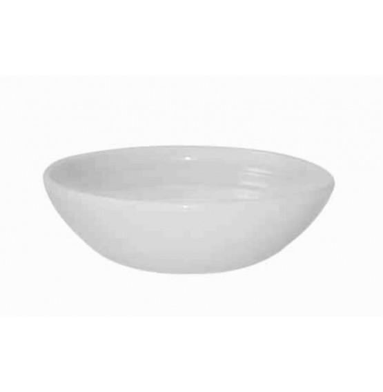 Bit On The Side Ripple White Dip Dish
