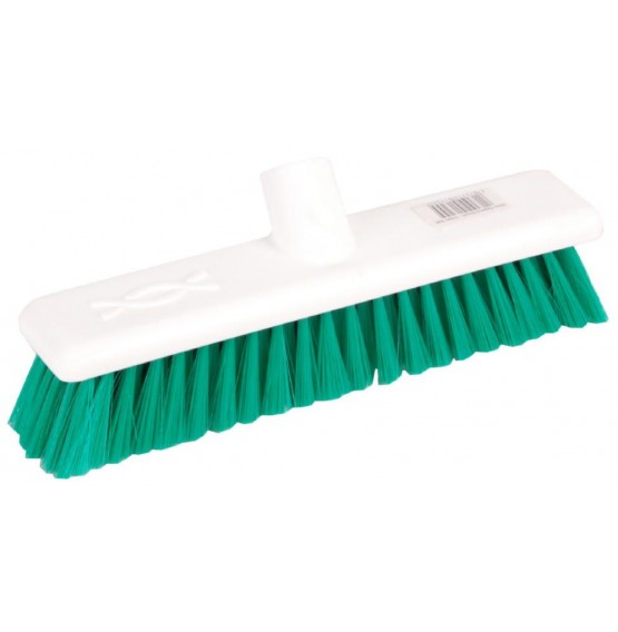 Washable Soft Broom Head Green