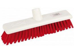 Abbey Hygiene Red Soft Broom Head