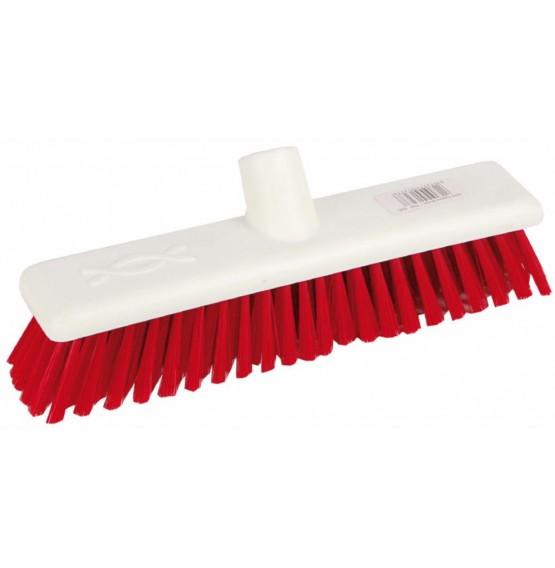 Abbey Hygiene Red Soft Broom Head