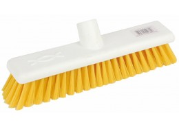 Abbey Hygiene Yellow Soft Broom Head