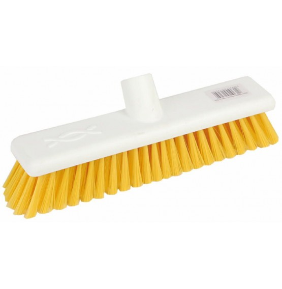 Abbey Hygiene Yellow Soft Broom Head