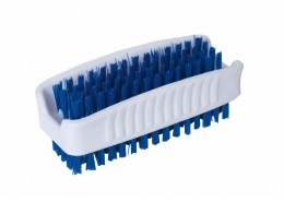 Nail Brush with Blue Bristles