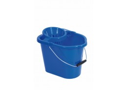 Blue Mop Bucket & Squeezer