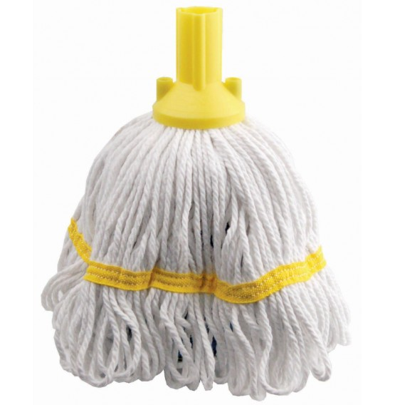 Exel Revolution Yellow Socket Mop Head 250gm
