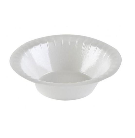 Deluxe White Foam Bowl
