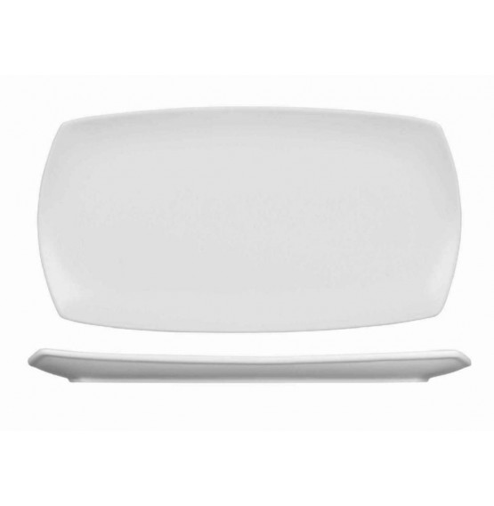 Menu Porcelain Large Rectangular Plate