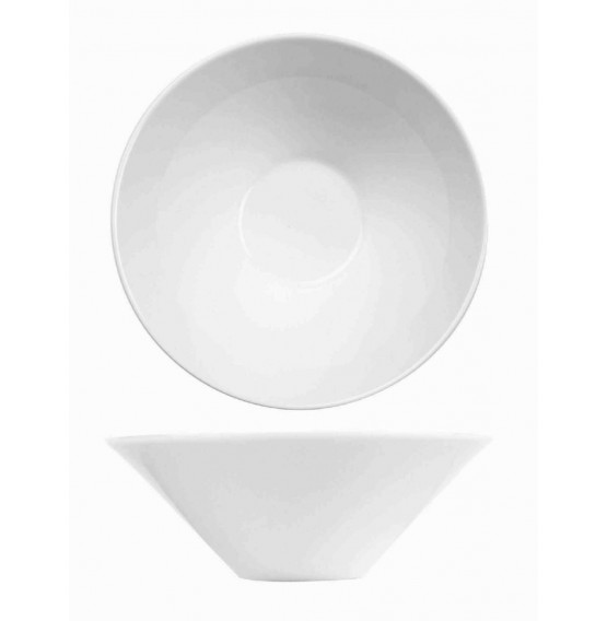 Menu Porcelain Medium Flared Bowl