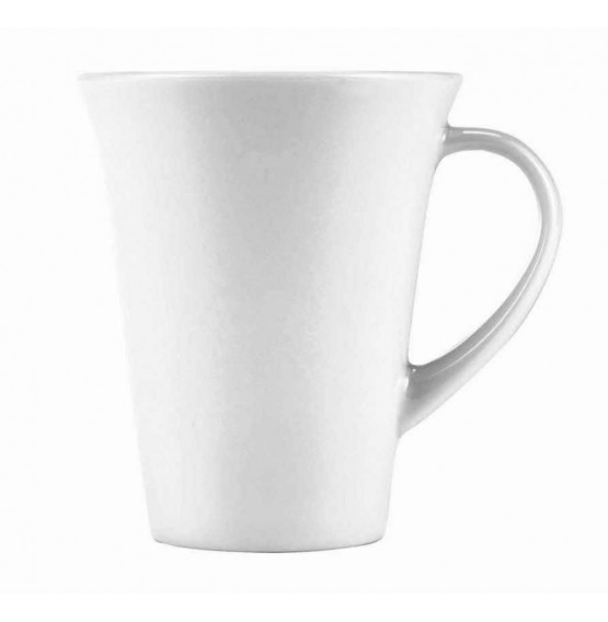 Menu Porcelain Flared Mug