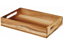 Buffetscape Medium Wooden Crate