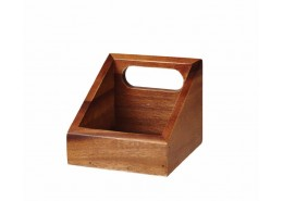 Acacia Wooden Carrier