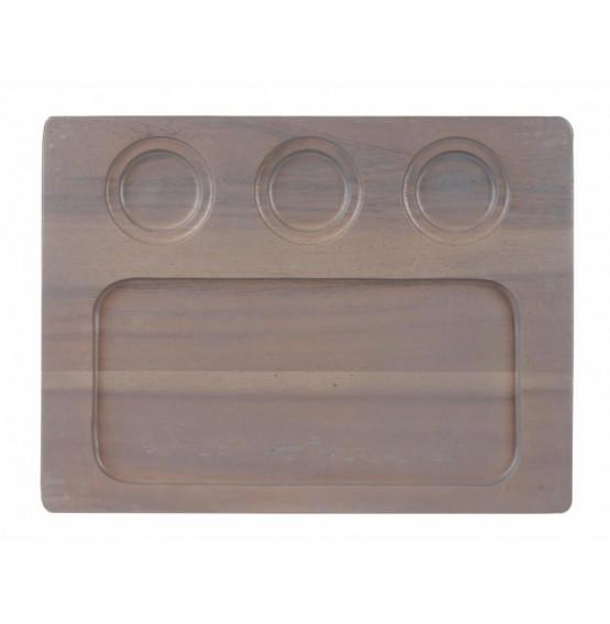 Graphite Square Deli Board