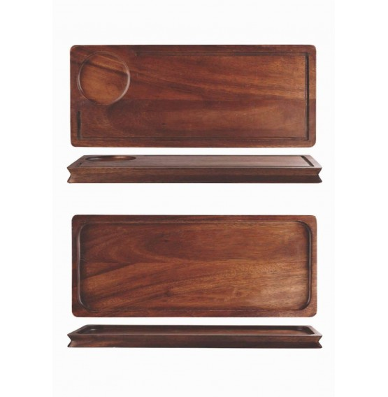 Large Wooden Deli Board