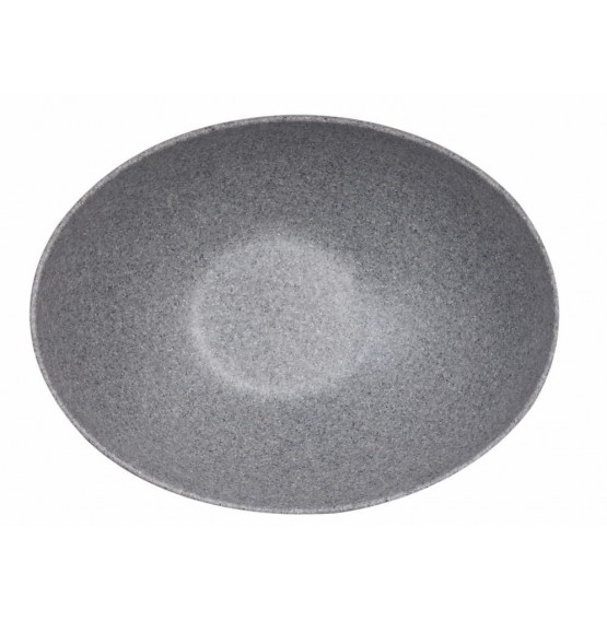 Granite Melamine Moonstone Buffet Bowl