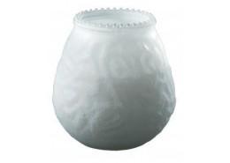 Duni Candle Glasses Venezia White