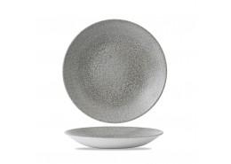 Evo Origins Natural Grey Deep Coupe Plate